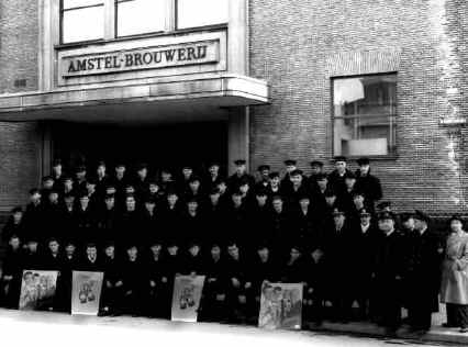 1952 Sailors - Amsterdam Brewery tour